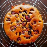 recette de gateau sans oeuf aux cerises