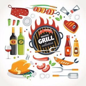 Recettes barbecue des recettes faciles et originales - Idee repas barbecue ...