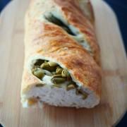 recette de pain aux olives