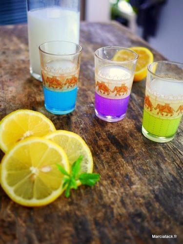 comment faire une citronnade