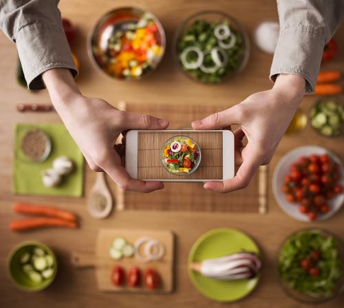 Photos culinaires au smartphone : les conseils pour réussir
