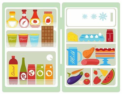 conseil pour ranger son frigo