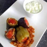 recette dolmas à la turque