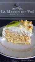 recette du gâteau au kiwi !