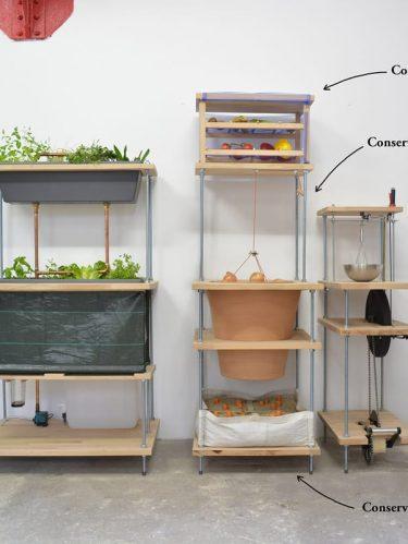 cuisine autonome en énergie