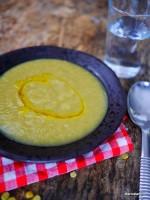 recette soupe de pois cassés traditionelle
