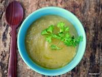recette classique et facile de la soupe de poireaux pommes de terre