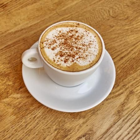 Cappuccino à la crème de marron
