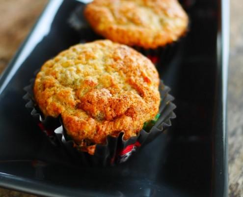 recette facile de muffins à la banane