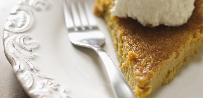 recette de tarte au potiron