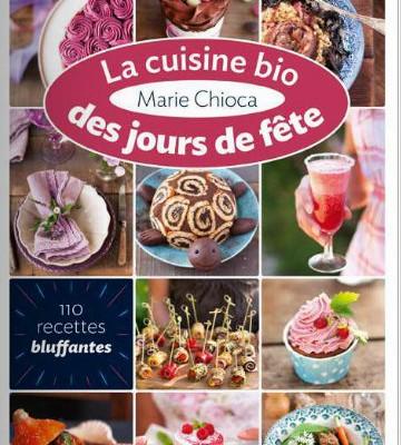livre de cuisine bio