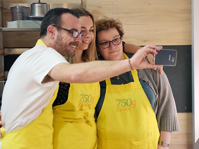 marciatack avec les blogueurs food