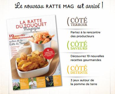 Ratte du Touquet magazine n°3