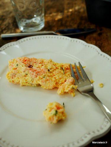 recette tupperware de terrine de saumon