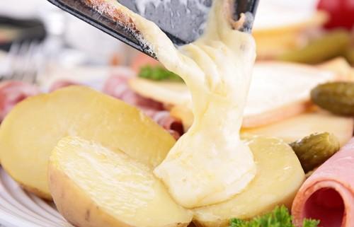 idée raclette originale
