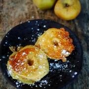recette de beignets de pommes sans friture