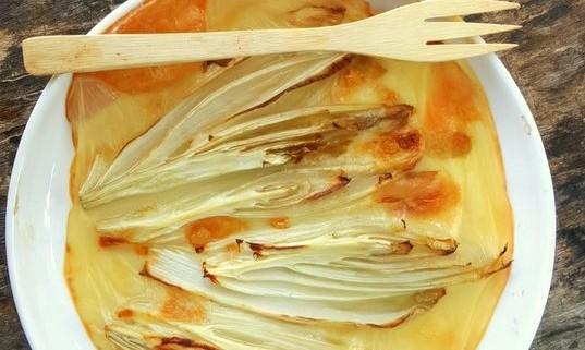 recette endives à la cancoillotte, le fromage franc-comtois