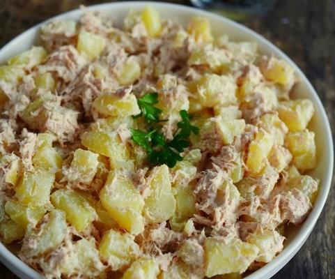 Recettes de pommes de terre id es faciles et rapides for Idees entrees froides rapides