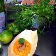 recette de noix de saint jacques sauce au chorizo