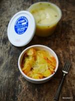 cancoilotte au cumi et pommes de terre, une recette facile