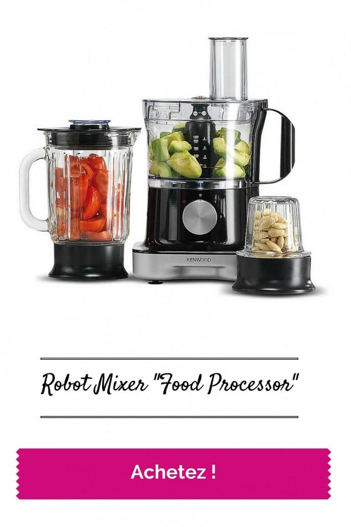 robot food processor