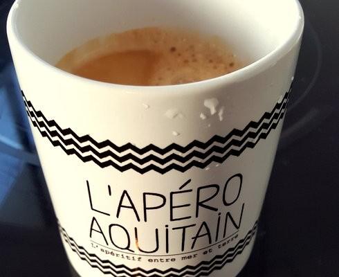 Café du matin et apéro aquitain