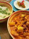 Recette indienne de shahi korma de poulet