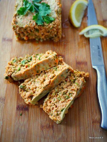recette rapide de pain de poisson