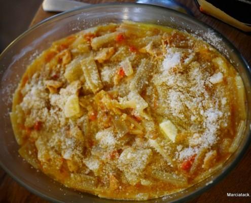 recette de gratin de blettes, façon provençal