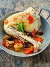 Recette de cuisse de poulet à la provençale