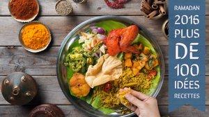 des recettes faciles et de saison pour le ramadan 2016
