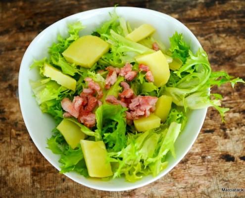 Recettes de salades entr es froides recettes de for Entrees froides