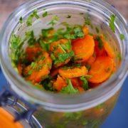 salade carottes au cumin à la marocaine