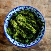 recette de la sauce chermoula
