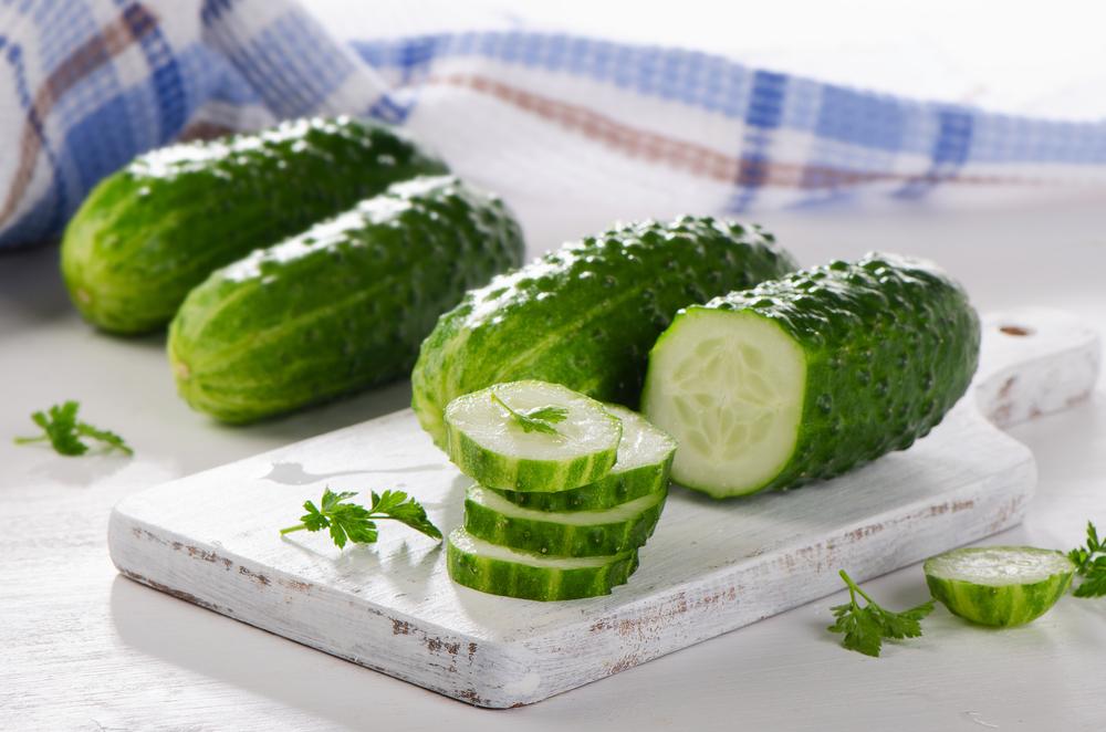 Recettes à base de concombre