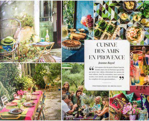 livre cuisine des amis de provence