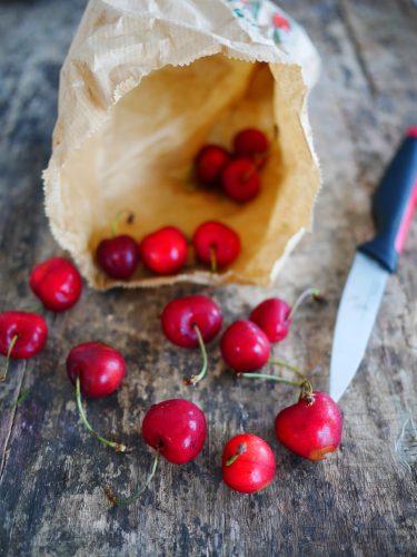 denoyautez les cerises