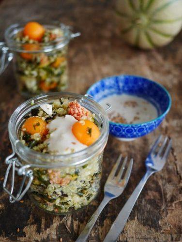 salade-quinoa-melon-sesame