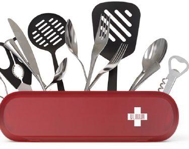 kit cuisine désigné par Art Lebedev