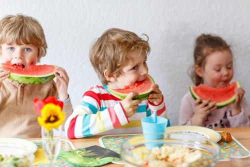 idées de goûter pour enfants sains pour l'école
