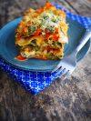 recette lasagne sans béchamel, épinards ricotta