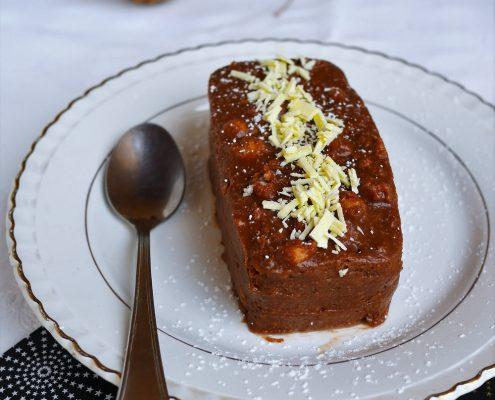 buche tpperware sans cuisson au chocolat pour noel