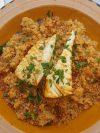 Couscous de poisson Sicilien