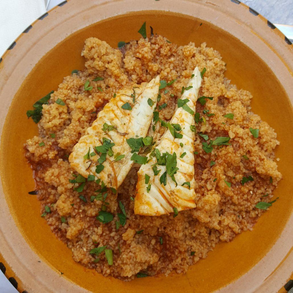 Couscous De Poisson
