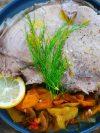 recette thon cuit au fenouil