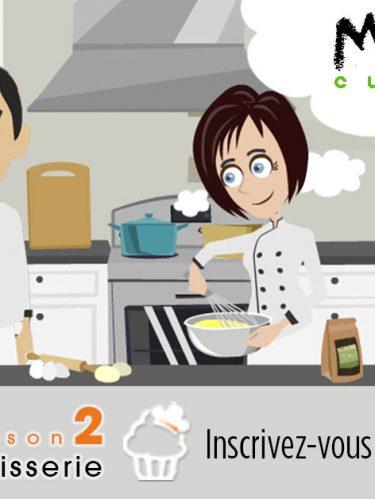 Formation gratuite en ligne sur la pâtisserie avec l'Afpa