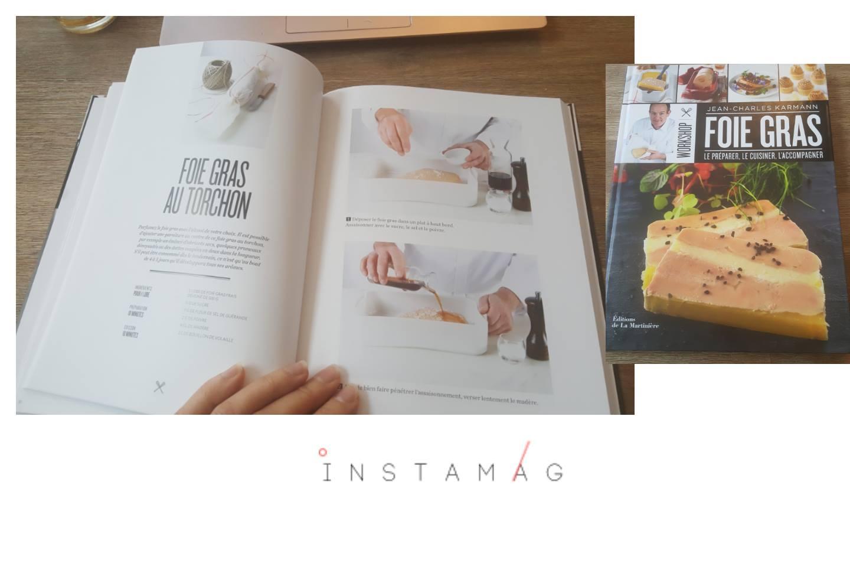 foie gras workshop jean charles karmann livre de cuisine. Black Bedroom Furniture Sets. Home Design Ideas