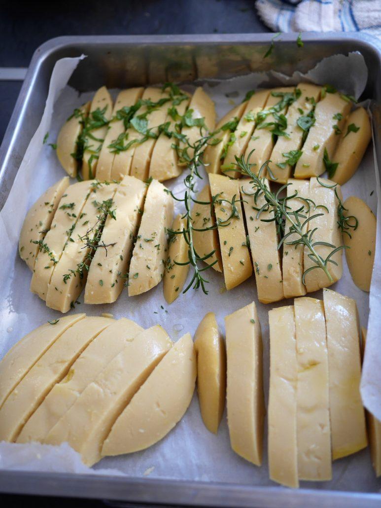Panisses au four cuisson sans friture recettes de - Cuisson des pleurotes recette de cuisine ...