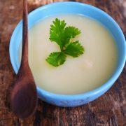recette de velouté de chou-fleur à la crème
