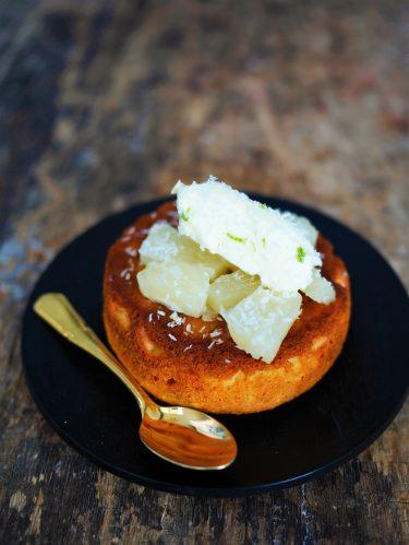 bassima, gâteau noix de coco